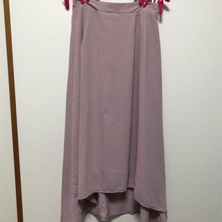 シマムラ(しまむら)の大きいサイズ Lサイズ ロングスカート(ロングスカート)