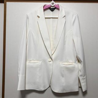 ニッセン - 大きいサイズジャケット