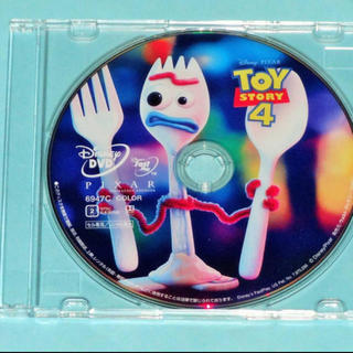 Disney - トイストーリー4