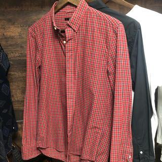 HARE - Lui's 赤チェック シャツ