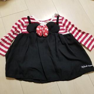しまむら - 子供服♡ロンT♡ミニー♡ディズニー