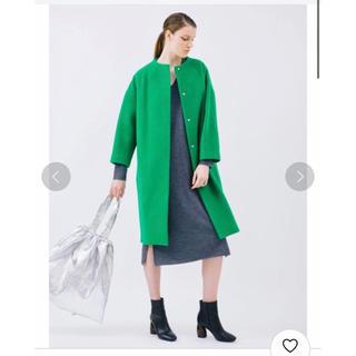 ENFOLD - 美品 エレンディーク ELENDEEK コクーンコートチェスターコート