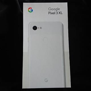 NTTdocomo - ドコモ Google Pixel3 XL ホワイト  128GB