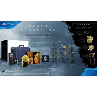 PlayStation4 - PS4 DEATH STRANDING  コレクターズエディション