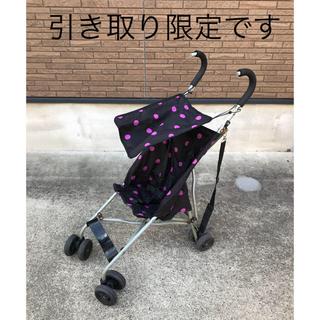 幸和製作所 ドット柄バギー パープル (簡易バギー)
