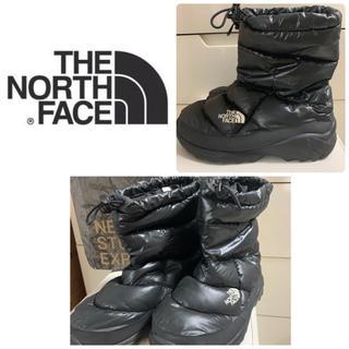 THE NORTH FACE - ノースフェイス ヌプシブーツ ブラック