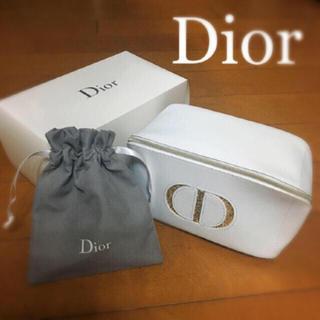 クリスチャンディオール(Christian Dior)の★ディオール クリスマスオファー 2019 ディオール ポーチ ノベルティ(ポーチ)