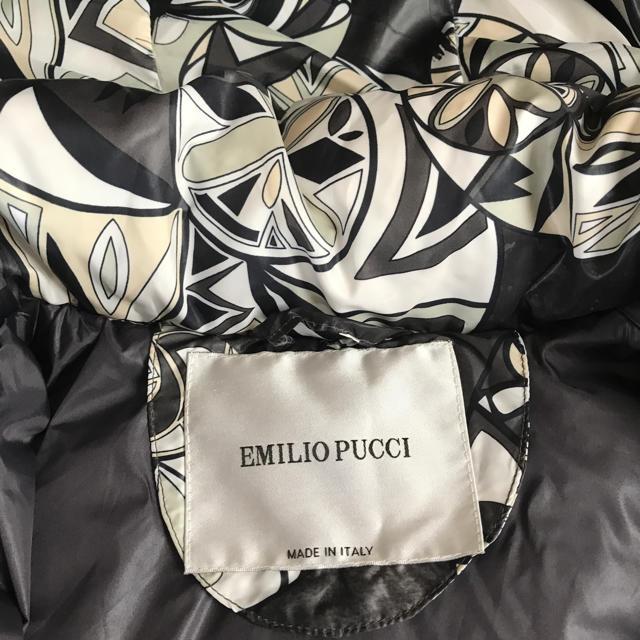 EMILIO PUCCI(エミリオプッチ)のPUCCI ダウン レディースのジャケット/アウター(ダウンジャケット)の商品写真