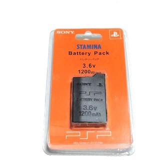 PlayStation Portable - SONY PSP 電池パック 1200