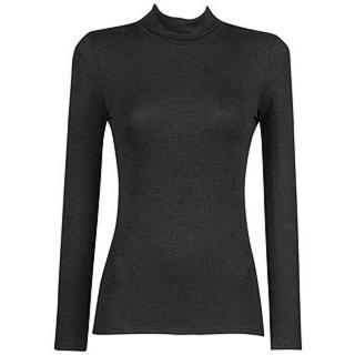 Wacoal - ワコール スゴ衣 ハイネック 着こなしプラス あったかTシャツ L
