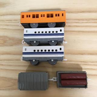 トミー(TOMMY)のプラレールじゃんく(鉄道模型)