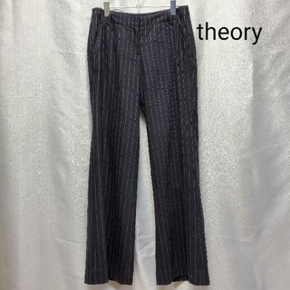 セオリー(theory)のtheory セオリー♡ ウール99% パンツ(カジュアルパンツ)