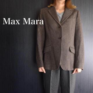 マックスマーラ(Max Mara)の【WEEKEND LINE】Max Mara テーラード ジャケット(テーラードジャケット)
