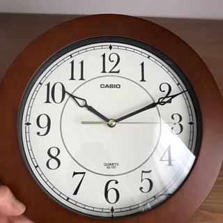 カシオ(CASIO)のCASIO 掛け時計(掛時計/柱時計)
