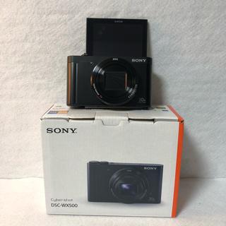 SONY - 【付属品完備】SONY デジタルカメラ DSC-WX500