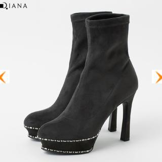 ダイアナ(DIANA)の今期ダイアナブーツ(ブーツ)
