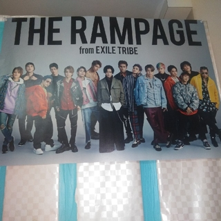 THE RAMPAGE - THERAMPAGE TYF ポスター