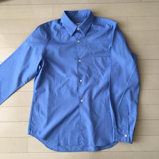コムデギャルソン(COMME des GARCONS)のコムデギャルソン シャツ ブルー(シャツ/ブラウス(長袖/七分))