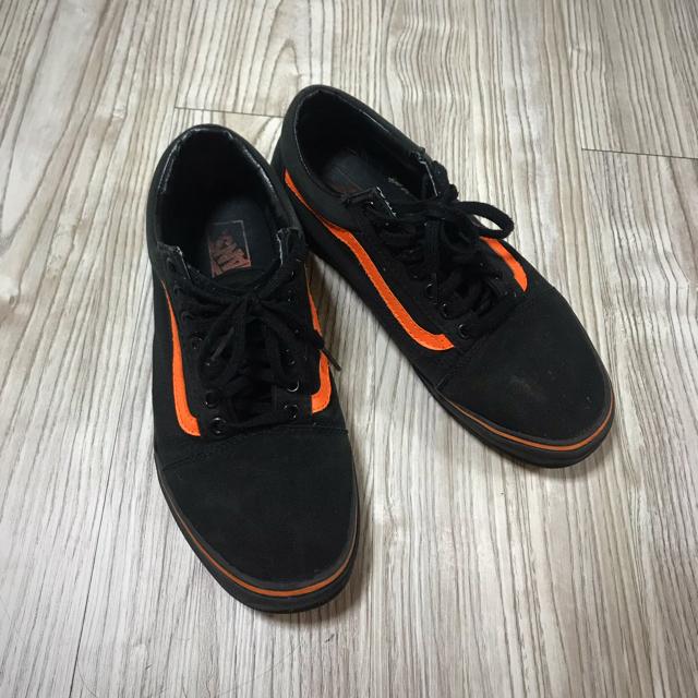 VANS(ヴァンズ)のVANS×VLONE コラボカスタムスニーカー レディースの靴/シューズ(スニーカー)の商品写真