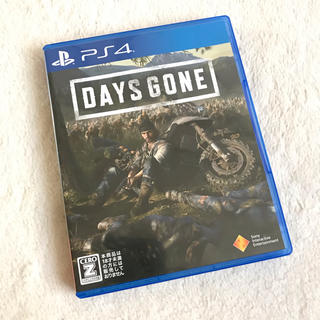 PlayStation4 - Days Gone デイズゴーン PS4