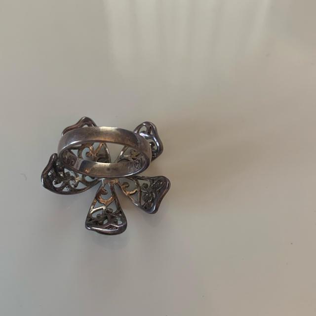 リング フラワーリング レディースのアクセサリー(リング(指輪))の商品写真