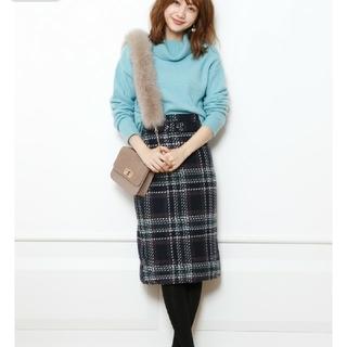 JUSGLITTY - ジャスグリッティー☆新品未使用☆ロービングチェックタイトスカート