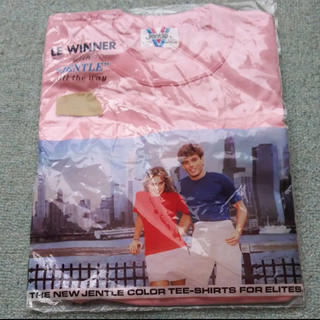 Tシャツ 半袖 ピンク(Tシャツ(半袖/袖なし))
