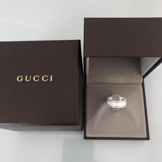グッチ(Gucci)のクリスマスプレゼント(リング(指輪))