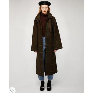 マウジー(moussy)のmoussy/tompson long coat/zara  sly h&m(ロングコート)