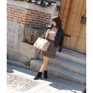 MERCURYDUO - 送料込♡MERCURYDUO♡台形ミニスカート