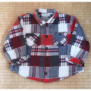 ELLE - ELLE 長袖 シャツ 90