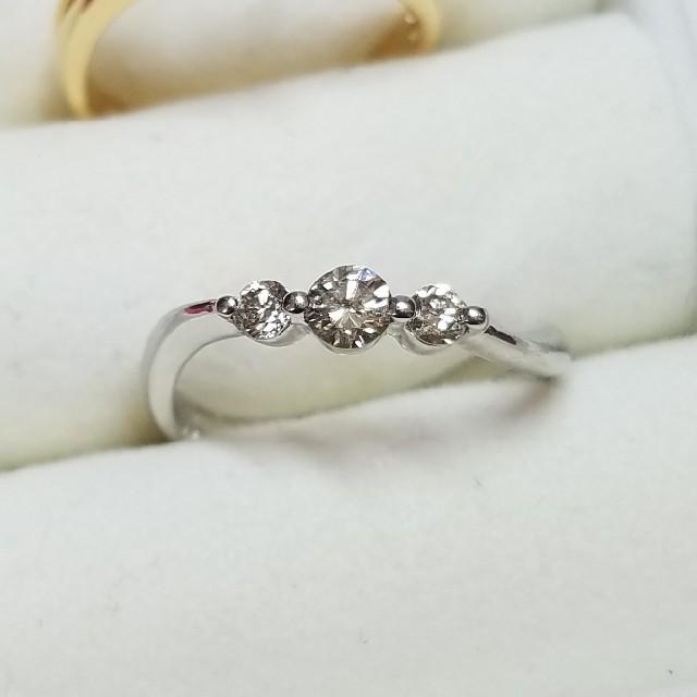 ダイヤリングセット レディースのアクセサリー(リング(指輪))の商品写真