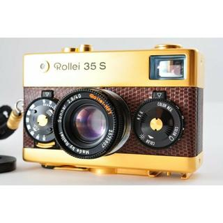 Rolleis 35 S Gold 60周年 限定モデル Carl Zeiss