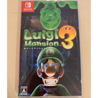 Nintendo Switch - ルイージマンション3 Switch