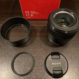 SONY - 【値引き中】SONY FE 50mm f1.8 【中古美品】