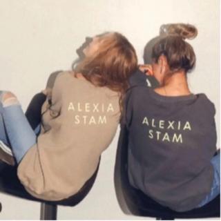 ALEXIA STAM - 新品 ベージュ alexia stam