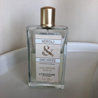 L'OCCITANE - ロクシタンボディーオイル ネロリオーキデ