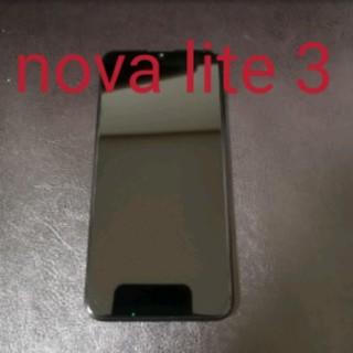 ANDROID - HUAWEI nova lite 3
