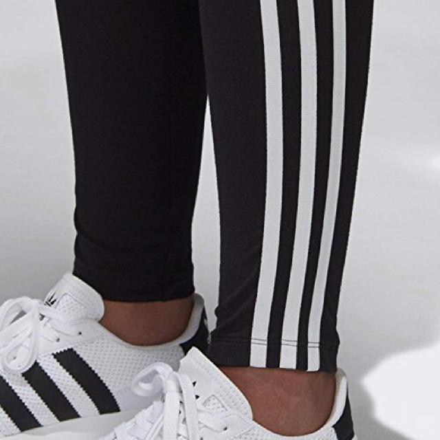 adidas(アディダス)の大人気‼️ アディダスオリジナルスレギンス 正規品 S 新品未使用品 レディースのレッグウェア(レギンス/スパッツ)の商品写真