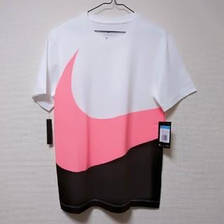 NIKE - 未使用*NIKE*Tシャツ*ビッグスウッシュ*スウォッシュ