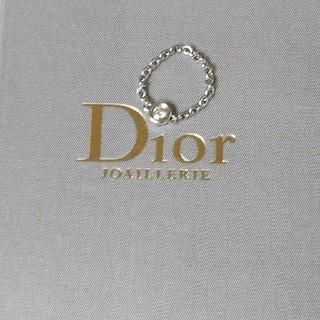 ディオール(Dior)のmaxioui  マキシウィ  リング  WG×ダイヤ(リング(指輪))