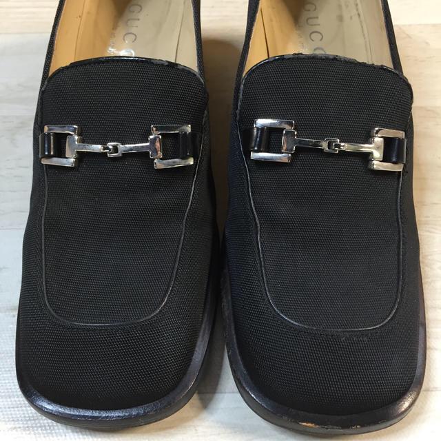 Gucci(グッチ)のGUCCI グッチ ローファー タイプ パンプス レディースの靴/シューズ(ハイヒール/パンプス)の商品写真