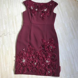 GRACE CONTINENTAL - グレースコンチネンタル ドレス 38