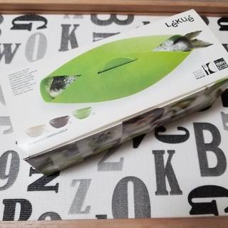 ルクエ(Lekue)のフミ様  未使用品 ルクエ スチームロースター(調理道具/製菓道具)