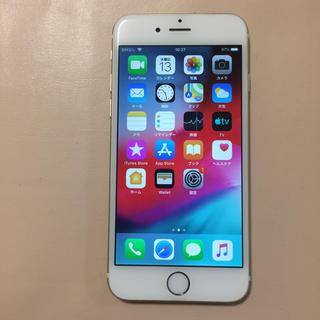 Apple - A 美品  docomo iPhone6 16gb バッテリー90%