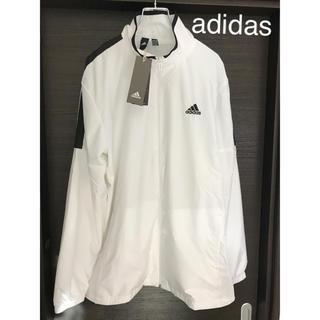 adidas - adidas アディダス ウインドブレーカー O 白 新品