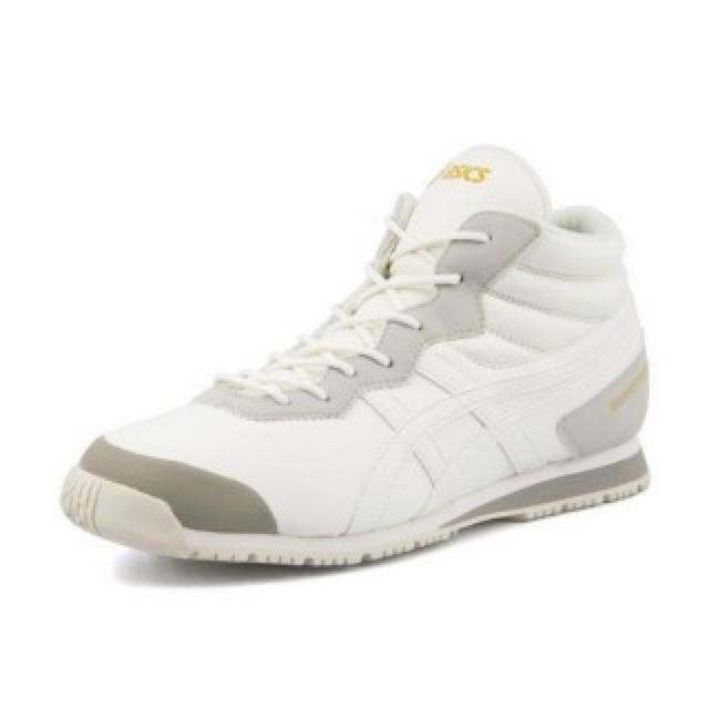 asics(アシックス)のasics スノトレ sp7 24.5cm  オフホワイト レディースの靴/シューズ(スニーカー)の商品写真