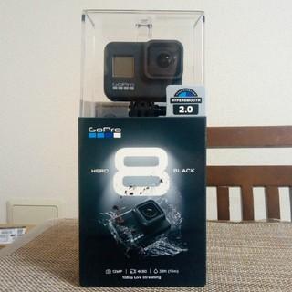 GoPro - GoPro Hero8 Black ゴープロ ブラック アクションカメラ
