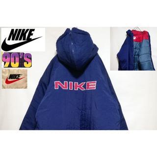 ナイキ(NIKE)の90年代 NIKE 銀タグ L 中綿 モッズコート(モッズコート)