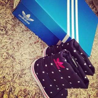 アディダス(adidas)のadidas ブーツ♡(ブーツ)